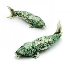 money fish 300x300 6 Simple Tips For Sushi On a budget