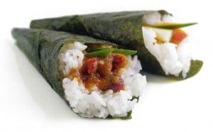 Make Temaki Sushi