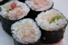 Yellowtail and Scallion Roll Recipe