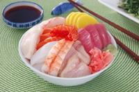 Chirashi Sushi (chirashi-zushi)