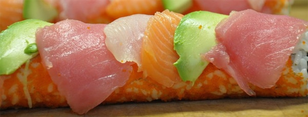 sushi roll The Top 10 Reasons You Should Be Eating Sushi
