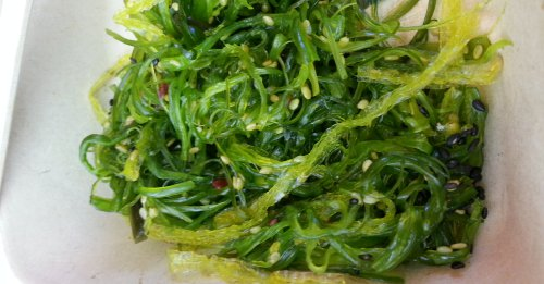 seaweed salad1 Seaweed Salad   My Favorite Quick Lunch